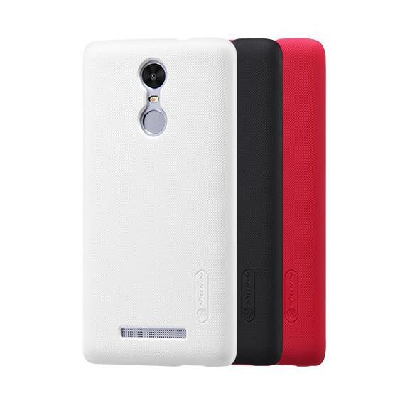 Чехол Nillkin Matte для Xiaomi Redmi Note 3 / Redmi Note 3 Pro (+ пленка)
