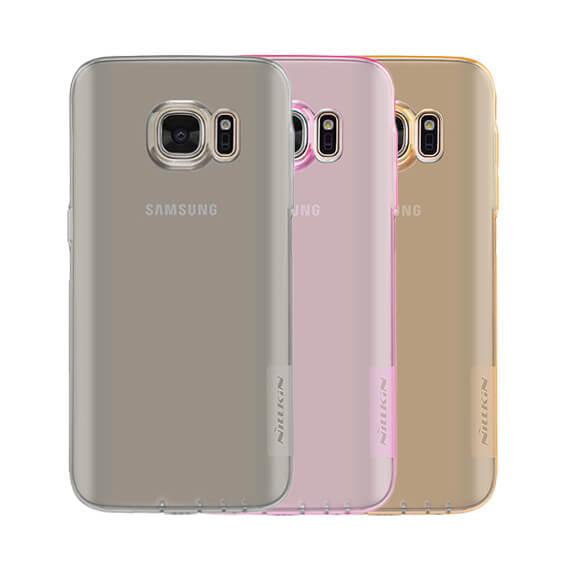 TPU чехол Nillkin Nature Series для Samsung G930F Galaxy S7