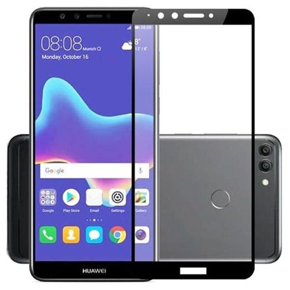 Гибкое ультратонкое стекло Caisles для Huawei Y9 (2018) / Enjoy 8 Plus