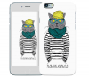 Чехол «Fashion Cat» для Apple iPhone 6 4.7