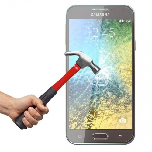 Защитное стекло Ultra Tempered Glass 0.33mm (H+) для Samsung E500H/DS Galaxy E5
