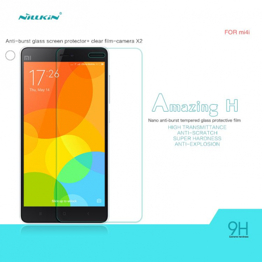 Защитное стекло Nillkin Anti-Explosion Glass Screen (H) для Xiaomi Mi 4i / Mi 4c