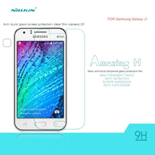 Защитное стекло Nillkin Anti-Explosion Glass Screen (H) для Samsung Galaxy J1 Duos SM-J100