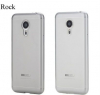 TPU чехол ROCK Ultrathin Slim Jacket для Meizu MX5