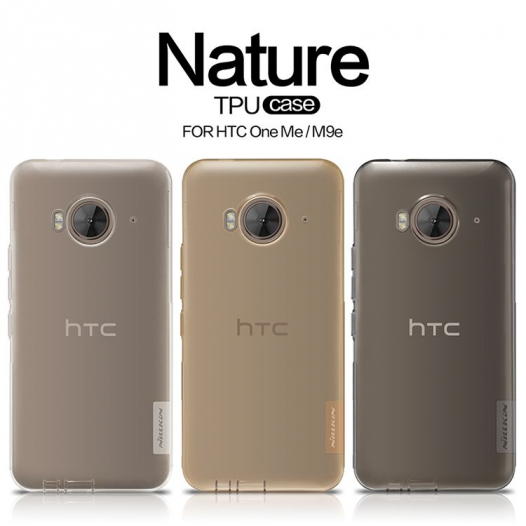 TPU чехол Nillkin Nature Series для HTC One / M9e