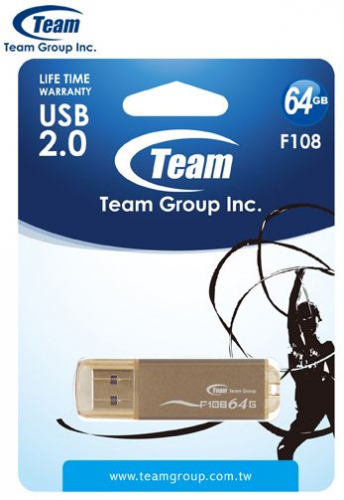 Флеш-драйв USB 64 GB Team F108