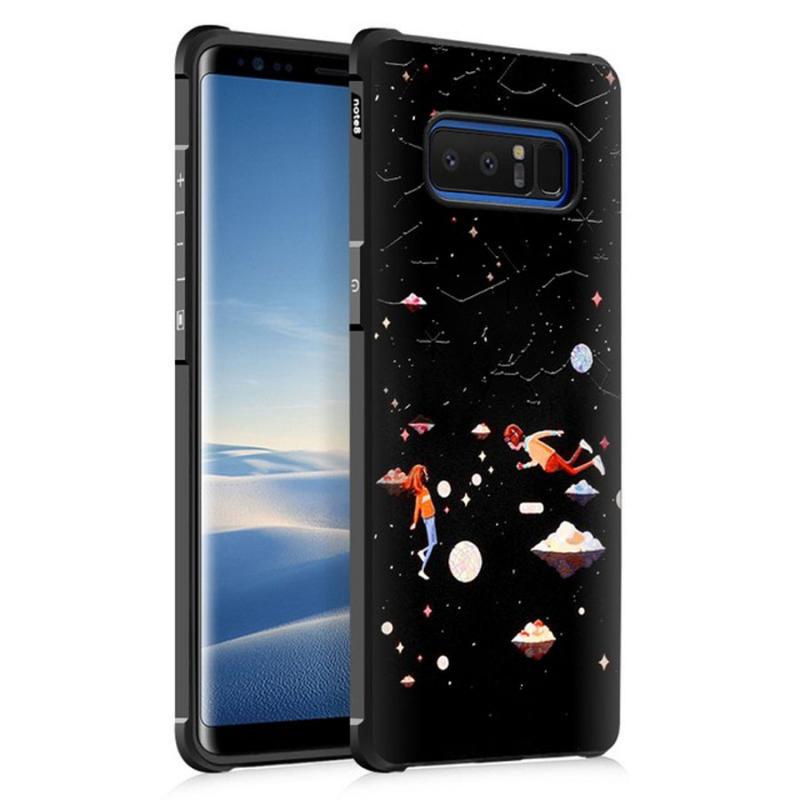Противоударный TPU чехол Sweet Art для Samsung Galaxy Note 8