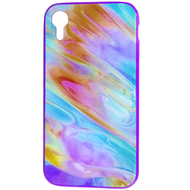 "TPU+Glass чехол Nillkin Ombre для Apple iPhone XR (6.1"")"
