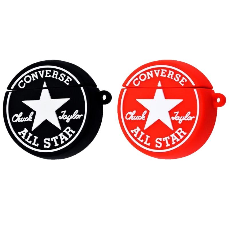 Силиконовый футляр Converse All Star для наушников AirPods