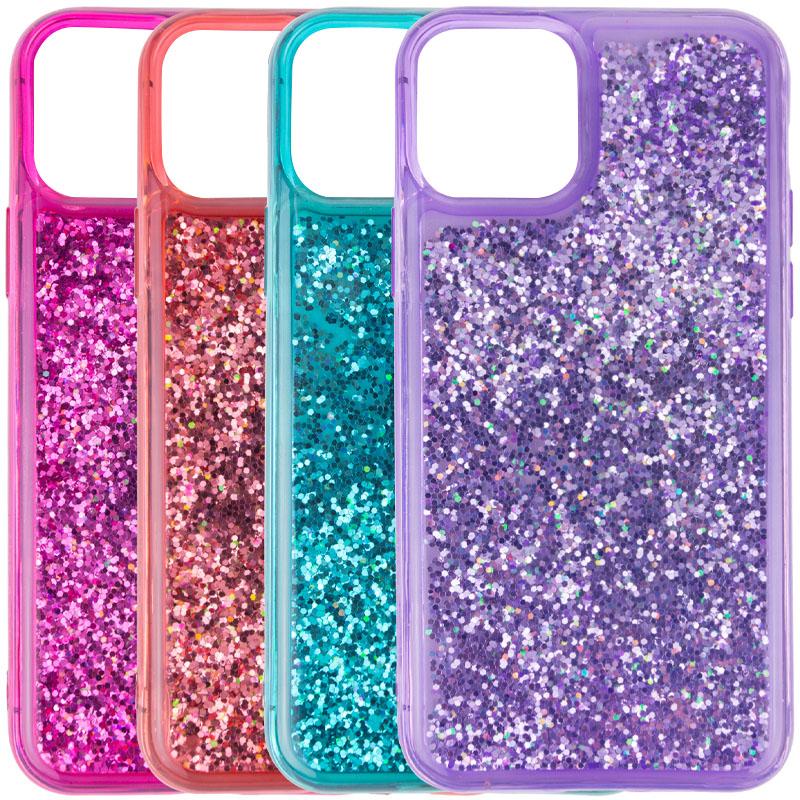 "TPU+PC чехол Sparkle (glitter) для Apple iPhone 12 Pro Max (6.7"")"