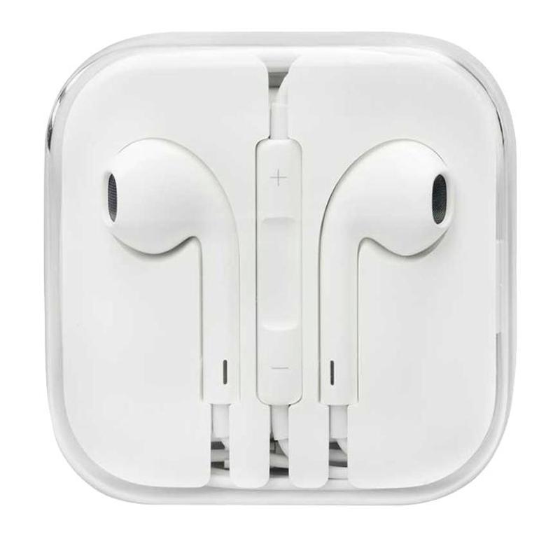 Наушники EarPhones с пультом дистанционного управления и микрофоном 3.5mm