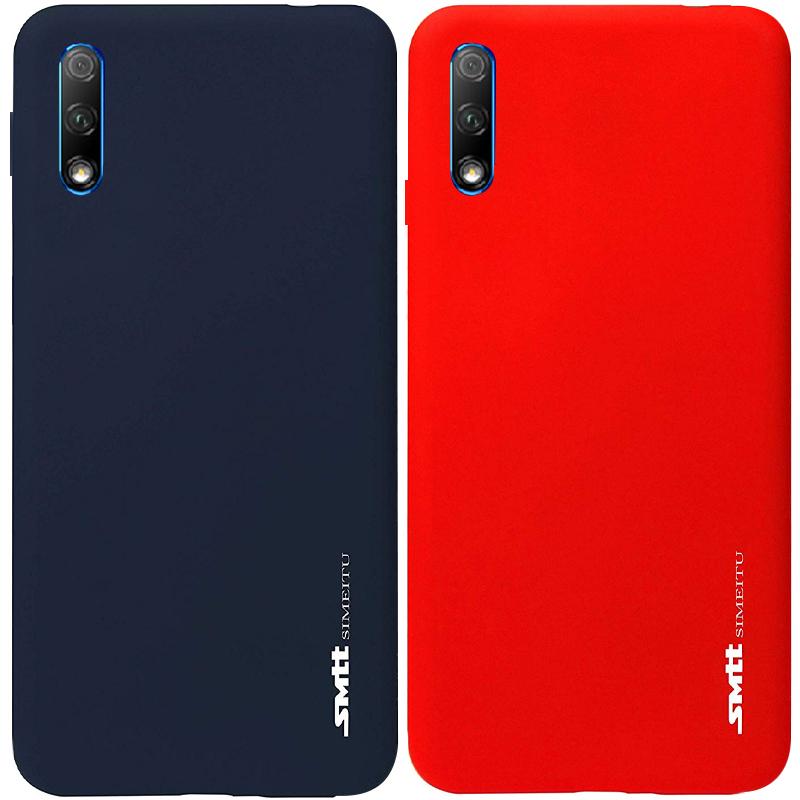 TPU чехол матовый SMTT для Huawei P Smart Pro / Honor 9X (China)