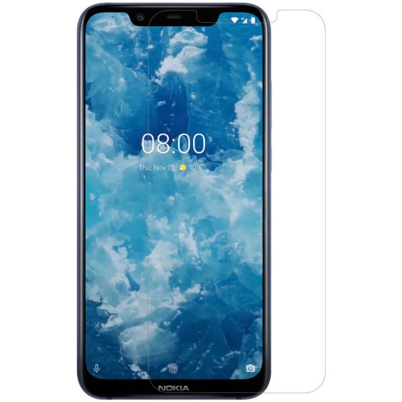 Защитная пленка Nillkin Crystal для Nokia 8.1 (Nokia X7)