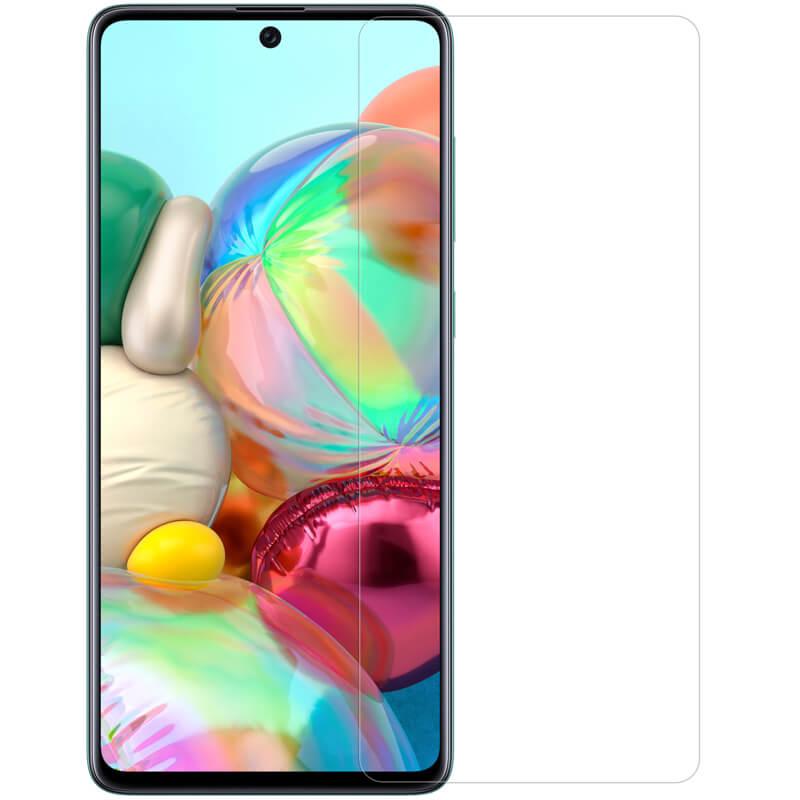 Защитная пленка Nillkin Crystal для Samsung Galaxy A71 / Note 10 Lite