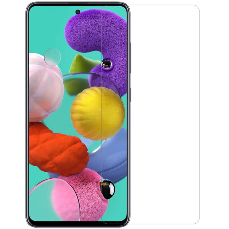 Защитное стекло Nillkin (H) для Samsung Galaxy A51 / M31s