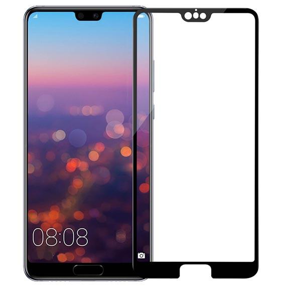 Защитное стекло Nillkin (CP+ max 3D) для Huawei P20