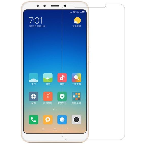 Защитная пленка Nillkin Crystal для Xiaomi Redmi 5 Plus / Redmi Note 5 (SC)