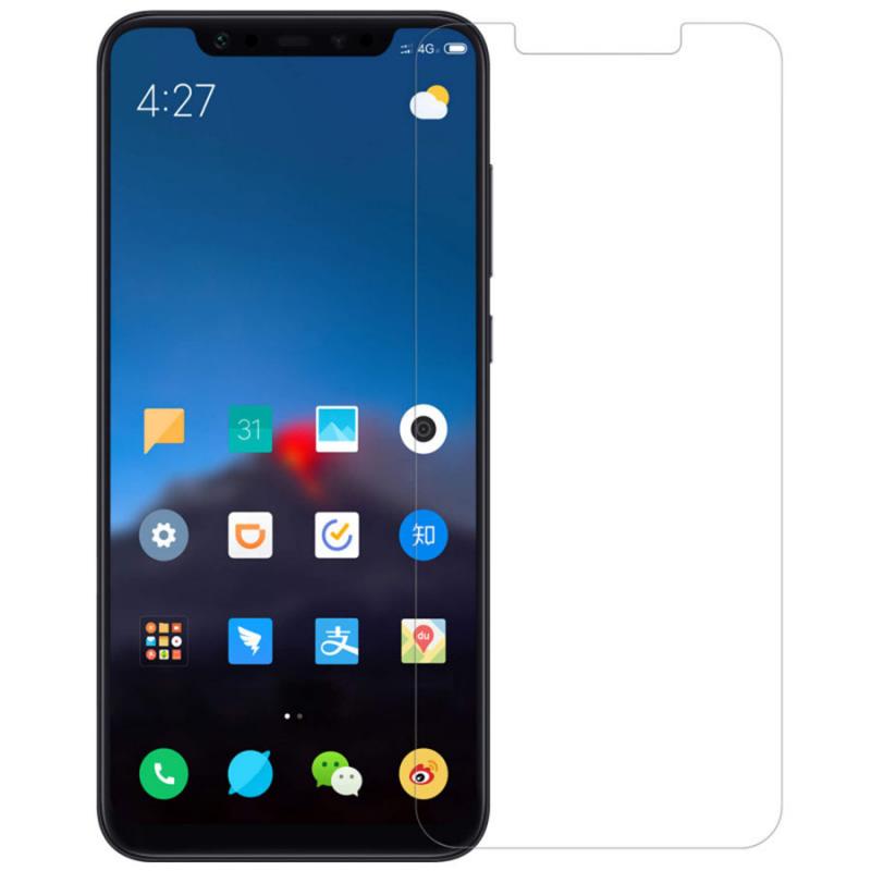 Защитная пленка Nillkin Crystal для Xiaomi Mi 8