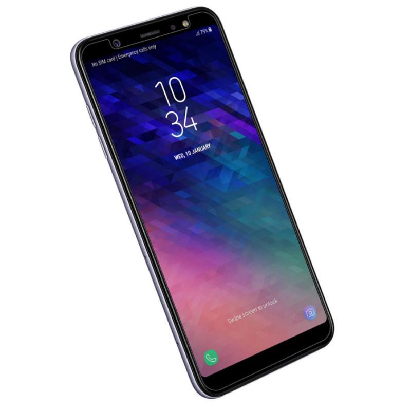Защитное стекло Nillkin (H+ PRO) для Samsung Galaxy A6 Plus / J8 (2018)