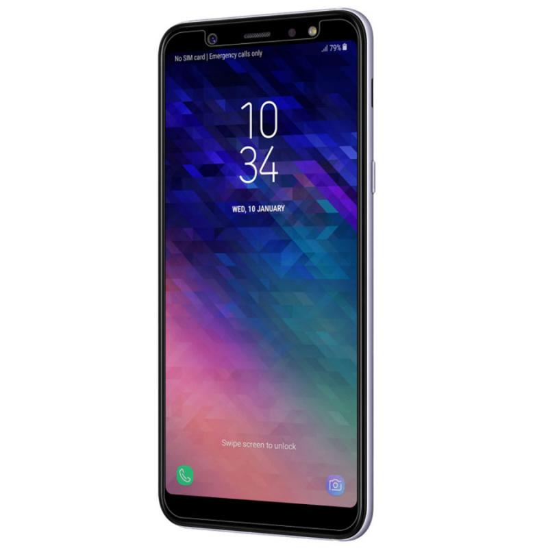 Защитное стекло Nillkin (H) для Samsung Galaxy A6 Plus (2018) /Galaxy J8 (2018)