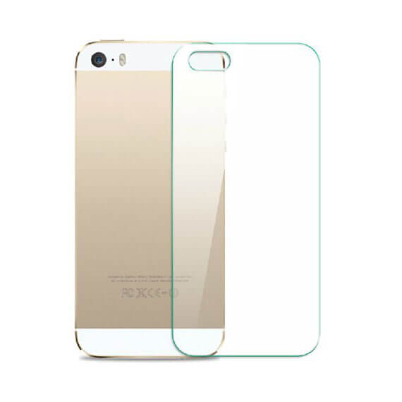 Защитное стекло Ultra 0.33mm для Apple iPhone 4/4S (на з. панель)(кар. упаковка)