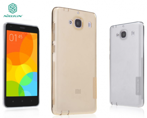 TPU чехол Nillkin Nature Series для Xiaomi Redmi 2