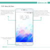 Защитное стекло Nillkin Anti-Explosion Glass Screen (H) для Meizu M3 Note
