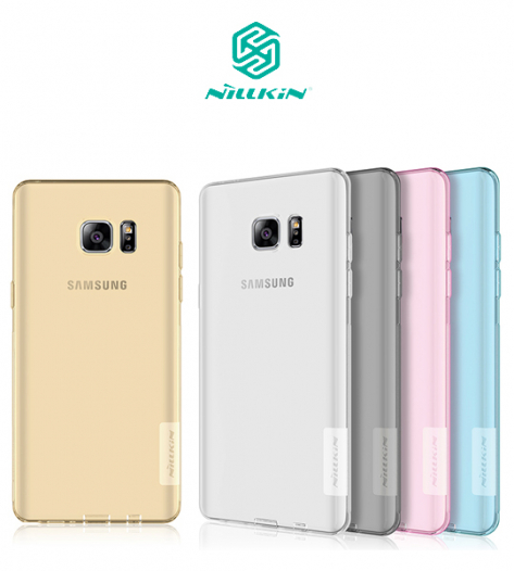 TPU чехол Nillkin Nature Series для Samsung N930F Galaxy Note 7 Duos