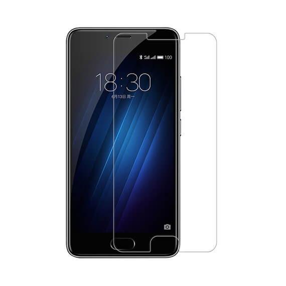 Защитное стекло Ultra 0.33mm для Meizu M3 / M3 mini / M3s (картонная упаковка)