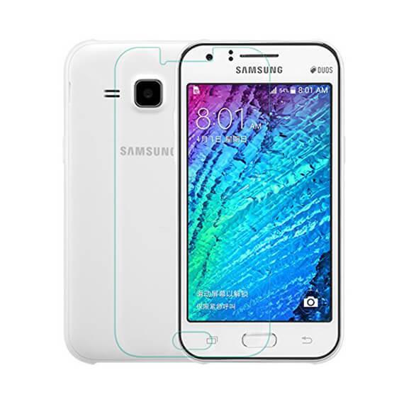 Защитное стекло Ultra Tempered Glass 0.33mm (H+) для Samsung J120F Galaxy J1 (2016) (карт. уп-вка)