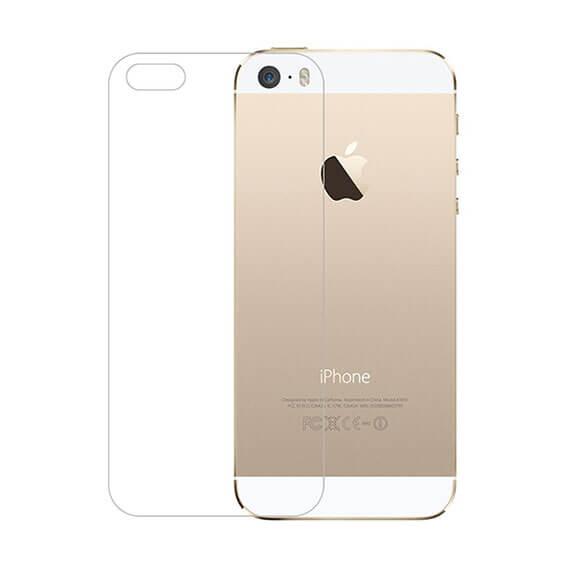 Защитное стекло Ultra 0.33mm для Apple iPhone 5/5S (на заднюю панель)