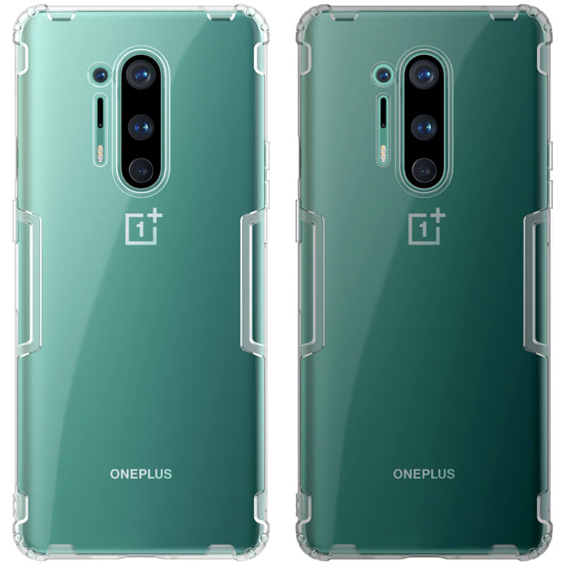 TPU чехол Nillkin Nature Series для OnePlus 8 Pro