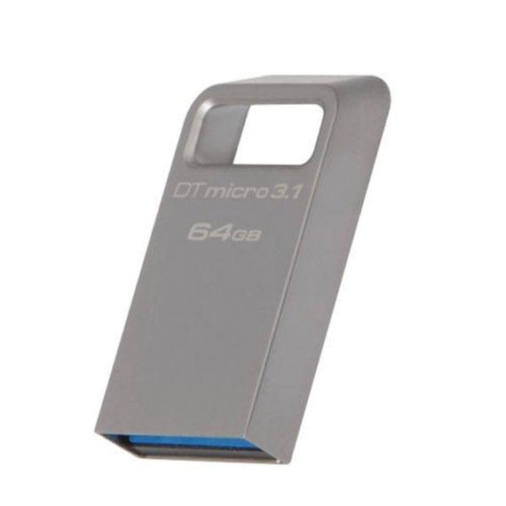 Флеш накопитель USB 3.0 Kingston DTMicro USB 3.1/3.0 Type-A 64GB