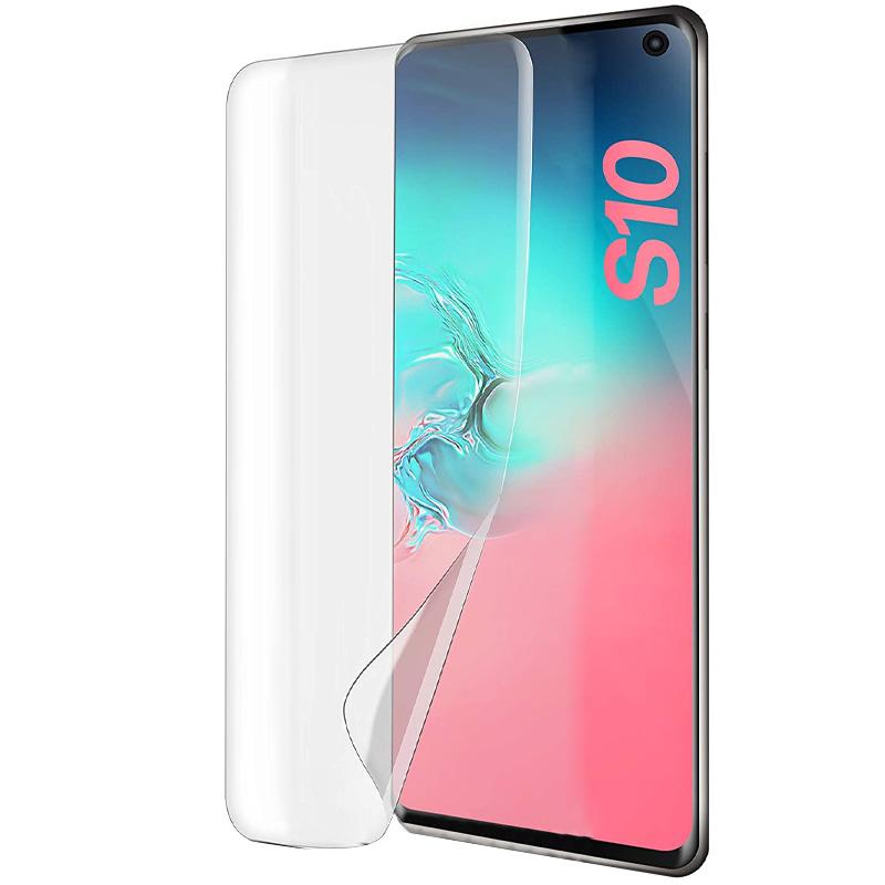 Бронированная полиуретановая пленка Mocoson Easy 360 для Samsung Galaxy S10