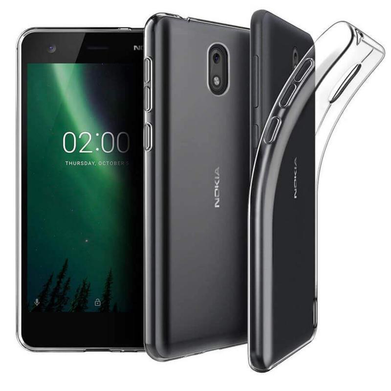 TPU чехол Ultrathin Series 0,33mm для Nokia 2