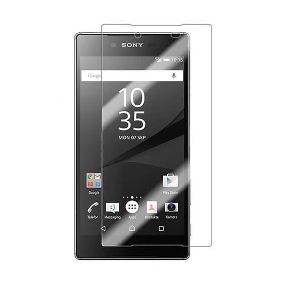 Защитное стекло Ultra 0.33mm для Sony Xperia Z5 Premium (картонная упаковка)