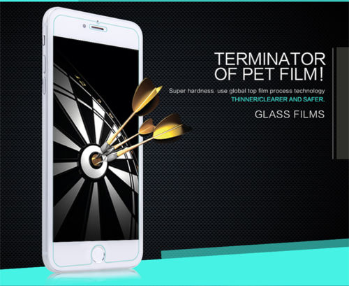 Защитное стекло Nillkin Anti-Explosion Glass (H+) (зак. края) для Apple iPhone 7 plus (5.5