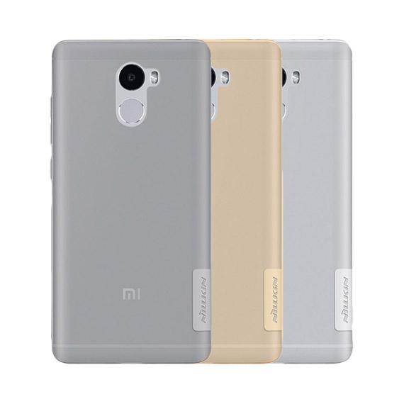 TPU чехол Nillkin Nature Series для Xiaomi Redmi 4