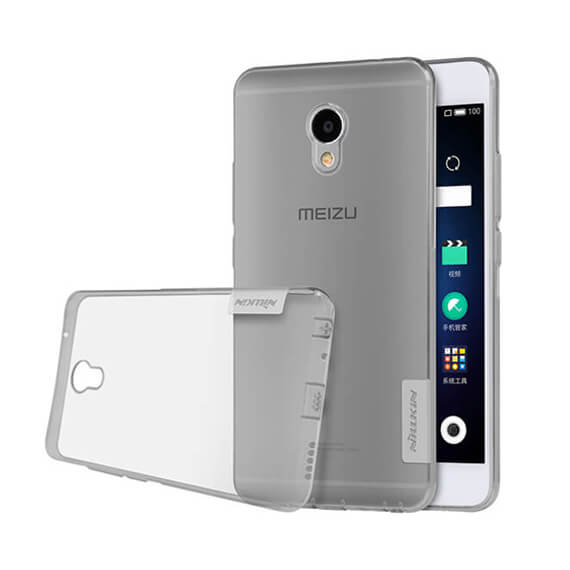 TPU чехол Nillkin Nature Series для Meizu M3e