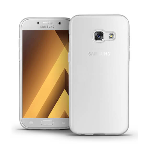 TPU чехол Ultrathin Series 0,33mm для Samsung A720 Galaxy A7 (2017)