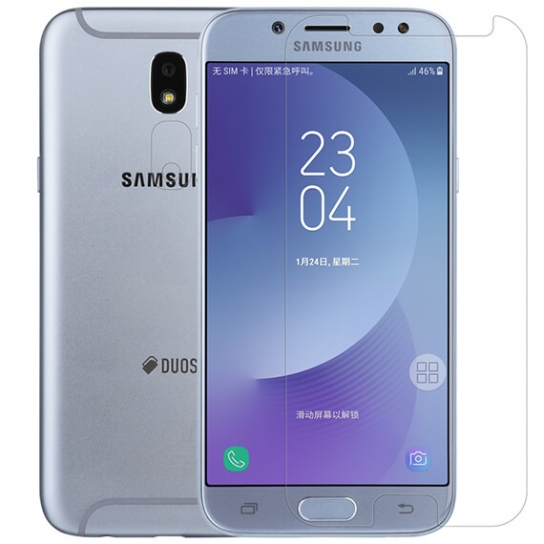 Защитная пленка Nillkin Crystal для Samsung J530 Galaxy J5 (2017)