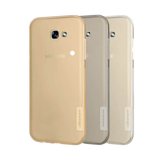 TPU чехол Nillkin Nature Series для Samsung A520 Galaxy A5 (2017)
