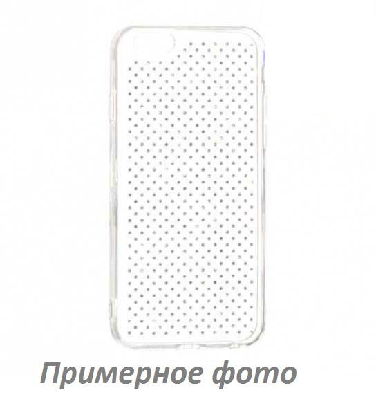 TPU+PC чехол Unique со стразами для Samsung J310 Galaxy J3 Pro