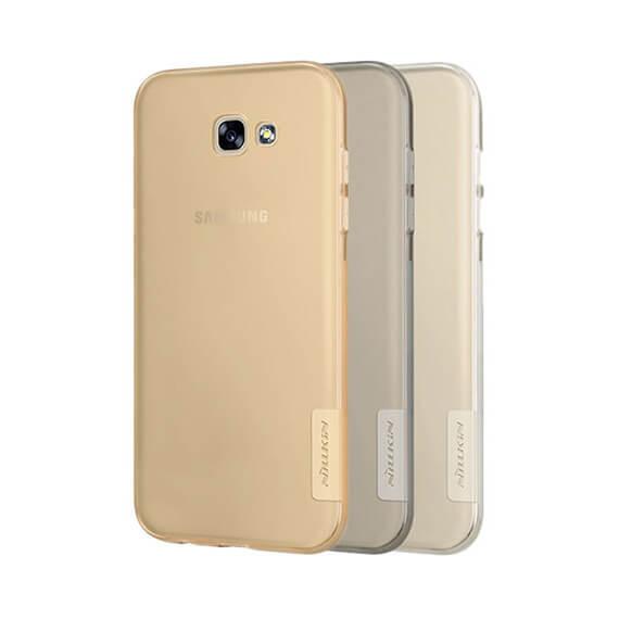 TPU чехол Nillkin Nature Series для Samsung A720 Galaxy A7 (2017)