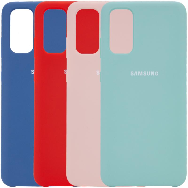 Чехол Silicone case для Samsung Galaxy S20