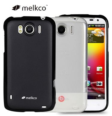 TPU чехол Melkco Poly Jacket для HTC Sensation XL