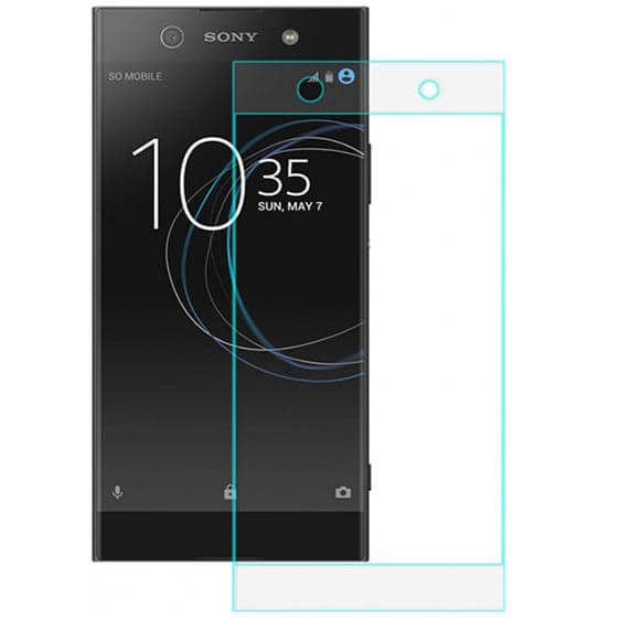Защитное цветное 3D стекло Mocolo для Sony Xperia X / Xperia X Dual