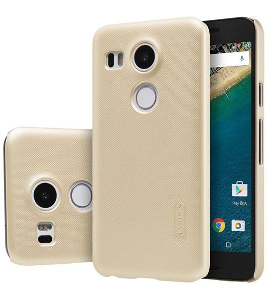Чехол Nillkin Matte для LG Google Nexus 5x