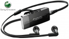 Универсальная Bluetooth гарнитура Sony Ericsson MW1 Smart Wireless Headset Pro (внутри SD Reader + FM Radio)