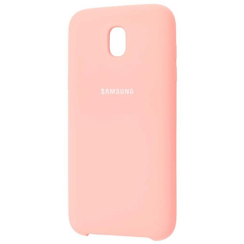 Чехол Silicone case для Samsung J330 Galaxy J3 (2017)